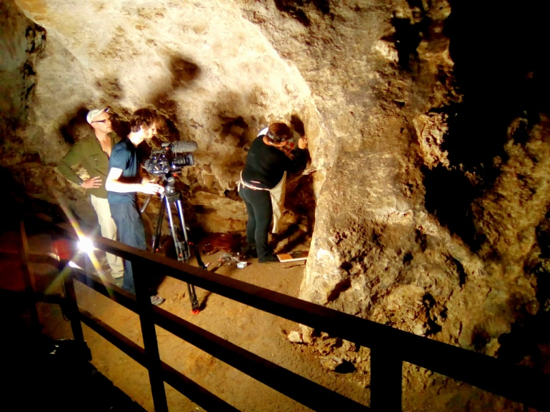 Naj Tunich Caves