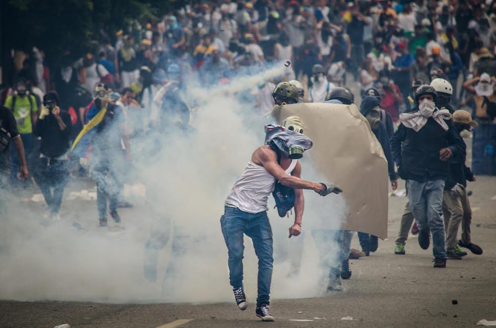 filming in venezuela
